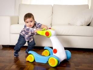 Moje dziecko ma już rok – co powinno umieć?