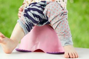 Zaparcie u dzieci - poważny problem