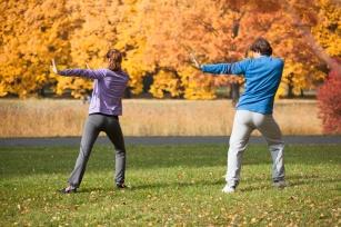 Relaks i aktywność fizyczna pomocne w zajściu w ciążę