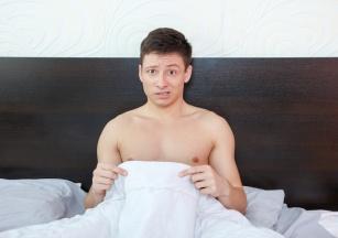 Brak erekcji - dlaczego?