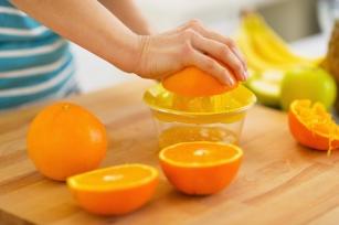 Sok pomarańczowy – źródło zdrowia !