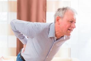Rwa kulszowa. Jak złagodzić ból?