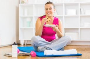Co jeść przed, po i w trakcie treningu?
