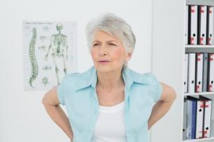 Trzy najczęstsze objawy problemów z kręgosłupem.