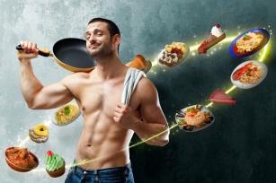 10 produktów z kuchni, dzięki którym wyrzeźbisz mięśnie!