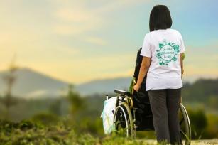 Opieka nad osobą sparaliżowaną