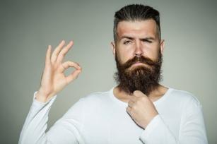 Pobudzanie zarostu - zastosowanie olejku rycynowego na zagęszczanie brody
