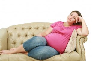 Ciąża z nadwagą - nie jem za dwoje!