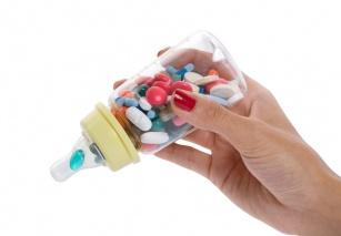 Prawdy i mity o witaminach dla niemowlaków!