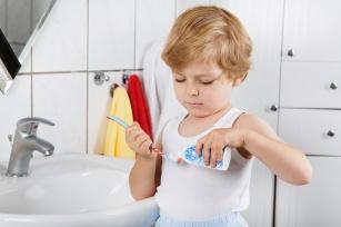 Zdrowe zęby przedszkolaka, czyli higiena jamy ustnej u najmłodszych