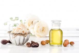 Niedoceniane kosmetyki o różnorodnym zastosowaniu. Wśród nich znalazły się: masło shea i oliwka dla dzieci