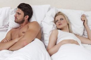 Kłopotliwy stosunek, czyli gdy seks nie sprawia przyjemności.