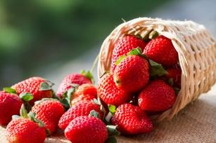 Pyszny dar lata: truskawki. Doskonałe dla zdrowia i urody