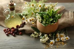 Aromatyczne odstresowanie, czyli zioła w walce ze stresem!