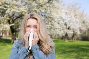 Uroki wiosny oczami alergika. Pylenie w maju