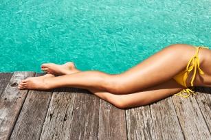 Zadbaj o zgrabne nogi na lato!