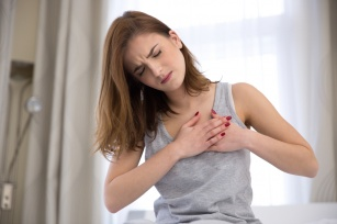 Nerwobóle w klatce piersiowej mogą świadczyć o poważnej chorobie!