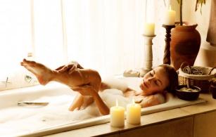 Uzdrawiająca moc kąpieli - oczyszczają ciało i umysł.