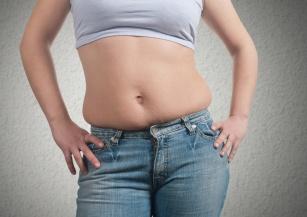 odchudzanie brzuch