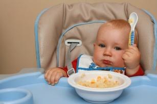 Coś dla małego smakosza. Poznaj dietę dla 9-cio miesięcznego malucha!