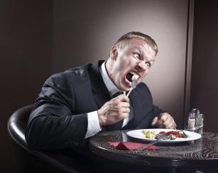 Zjada cię stres? Uważaj, to główny sprawca nadwagi!