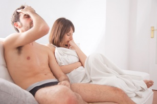 Seks a depresja. Jak poradzić sobie ze spadkiem libido?