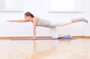 Gimnastyka odpowiednia dla leniuchów – pilates!