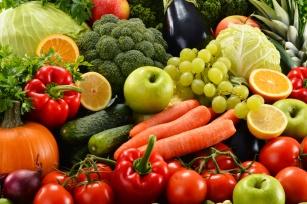 Warzywa i owoce -  witaminy dla serca.