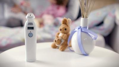 Termometr dla dziecka - który najlepszy?