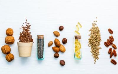 Kwasy omega typu 3, 6 i 9 - jaką funkcję spełniają w organizmie?
