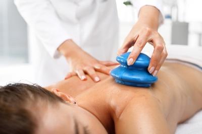 Masaż bańką chińską - masaż antycellulitowy