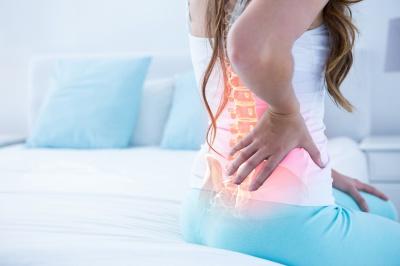 Silny ból krzyża w trakcie menstruacji