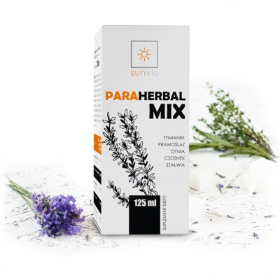 Para Herbal Mix - prosto z natury