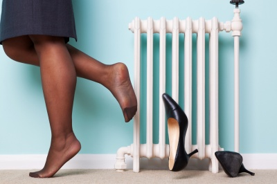 Poznaj 11 sposobów na opuchliznę nóg!