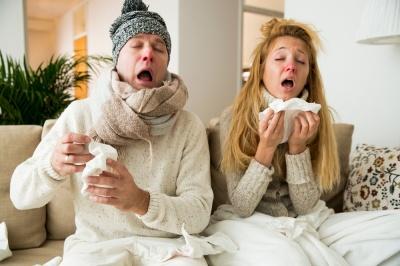 Powikłania po grypie - jakie są najczęstsze objawy niedoleczonej grypy?