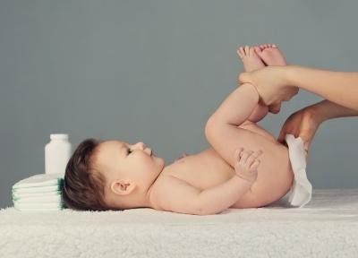 Odparzenia skóry u niemowląt - dowiedz się jak im zapobiegać!