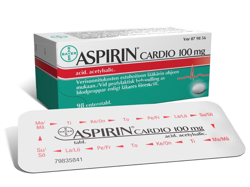 Aspirin and Dipyridamole