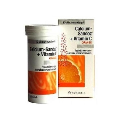 sandoz calcium