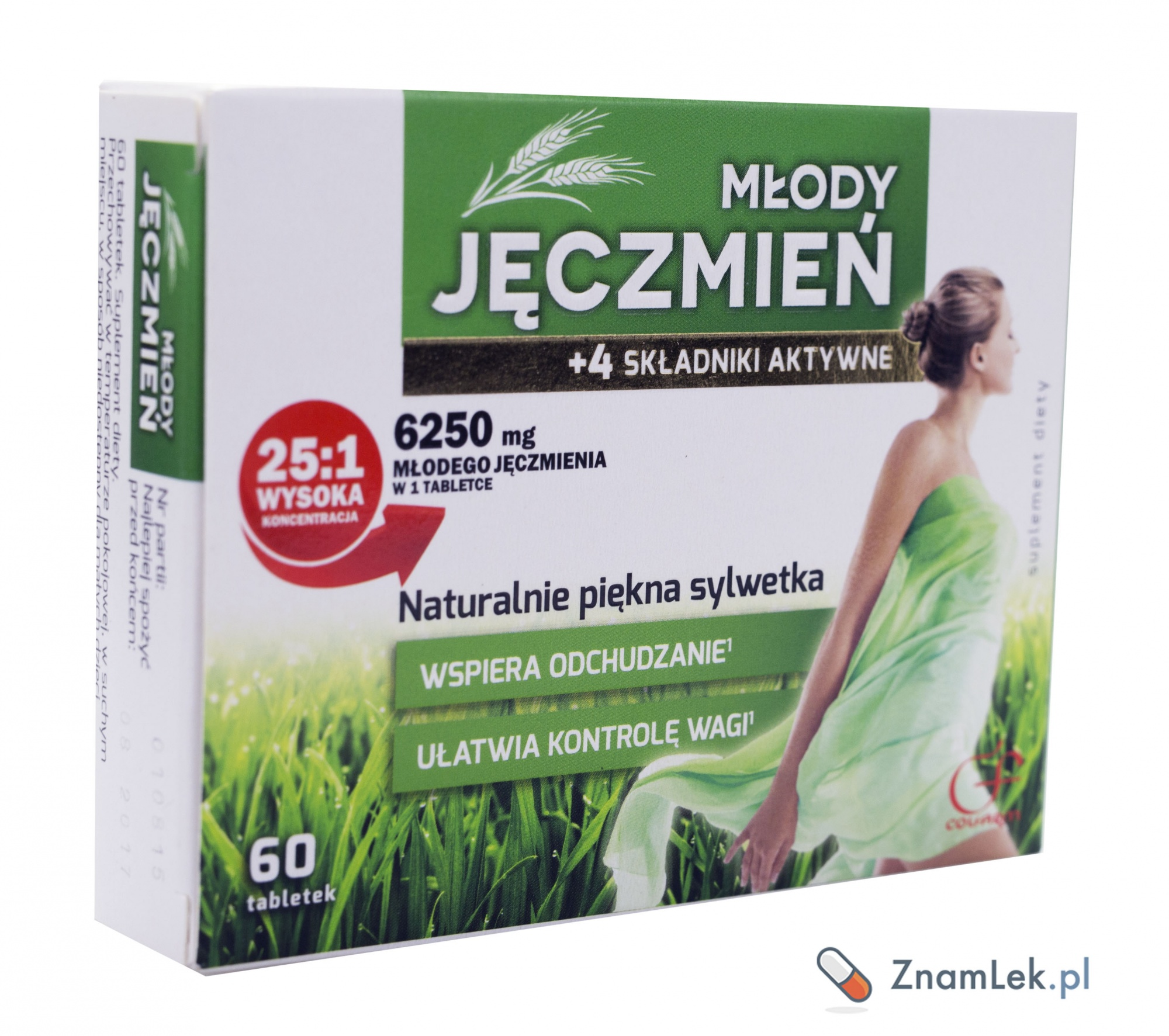 green barley plus zamiennik