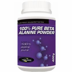 VITALMAX - 100% Beta Alanine Powder - 400g