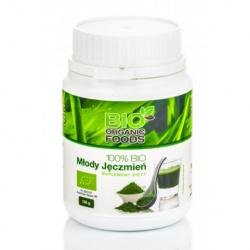 Młody jęczmień 135 g Bio Organic Foods