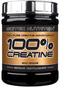 SCITEC - 100% CREATINE Monohydrat - 300 g
