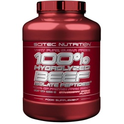 SCITEC - 100% Hydrolyzed Beef Peptides - 1800 g