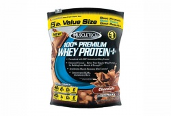 MUSCLE TECH - 100 % Premium Whey Protein - 2275 g