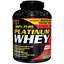 SAN - 100% Pure Platinum Whey - 2270 g