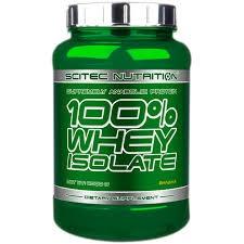 SCITEC - 100% WHEY - 2000 g