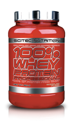 SCITEC - 100% Whey Protein - 5000 g