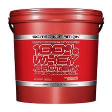 SCITEC - 100% WHEY PROTEIN PROFESSIONAL - 5000 g
