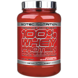 SCITEC - 100% WHEY PROTEIN PROFESSIONAL - 920 g