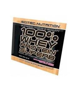 SCITEC - 100% Whey Protein Superb - 15 g